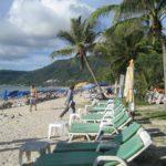 Фото с пляжа Патонг на Пхукете номер 2