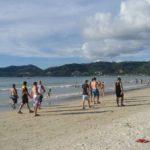 Фото с пляжа Патонг на Пхукете номер 3
