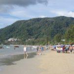Фото с пляжа Патонг на Пхукете номер 7