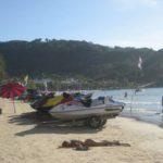 Фото с пляжа Патонг на Пхукете номер 9