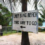 Фото номер 1 с пляжа Лаем Синг
