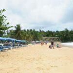 Фото с пляжа Карон номер 3