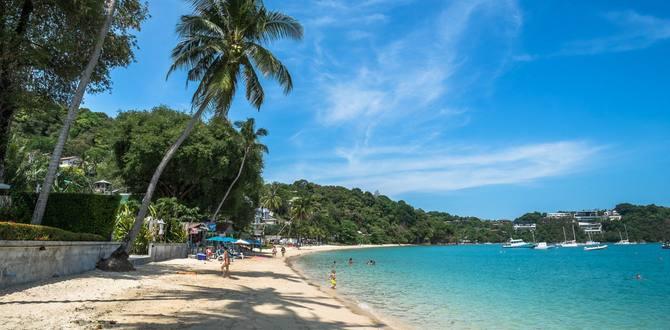 Пляж Ао Йон на мысе Панва