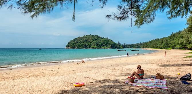 Пляж Лаян на Бангтао