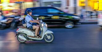 Особенности дорожного Движения на Пхукете