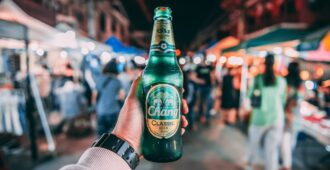Лучший алкоголь в Таиланде Пиво Chang