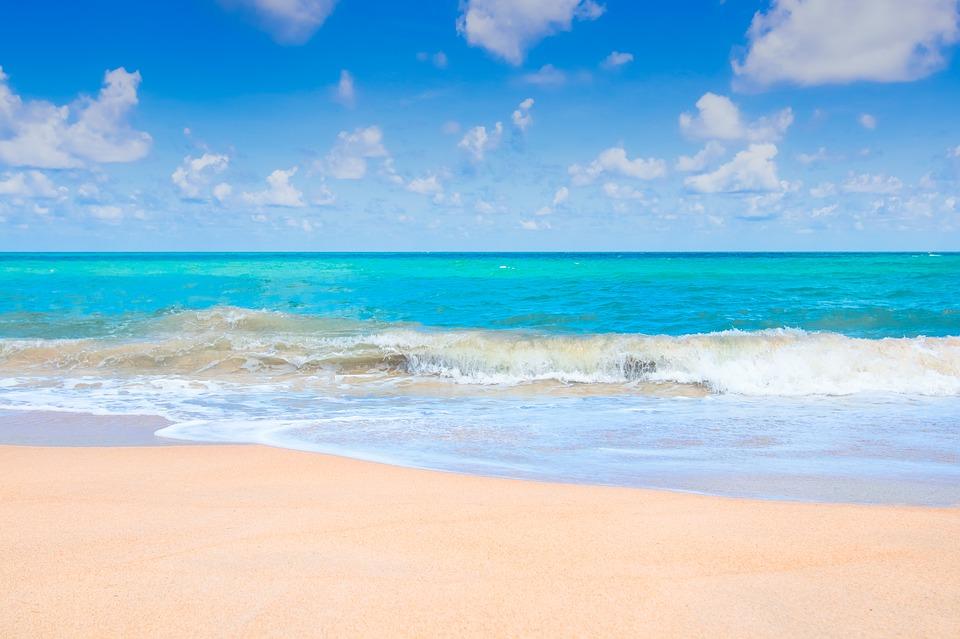 Море Пхукета - Андаманское
