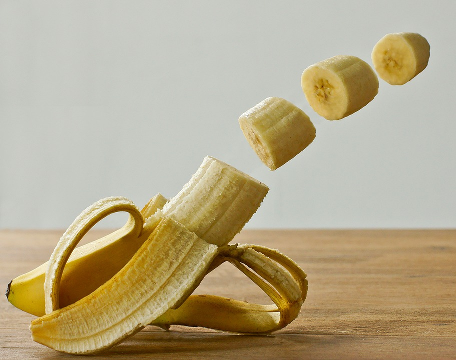 Банан. Фрукты Таиланда.