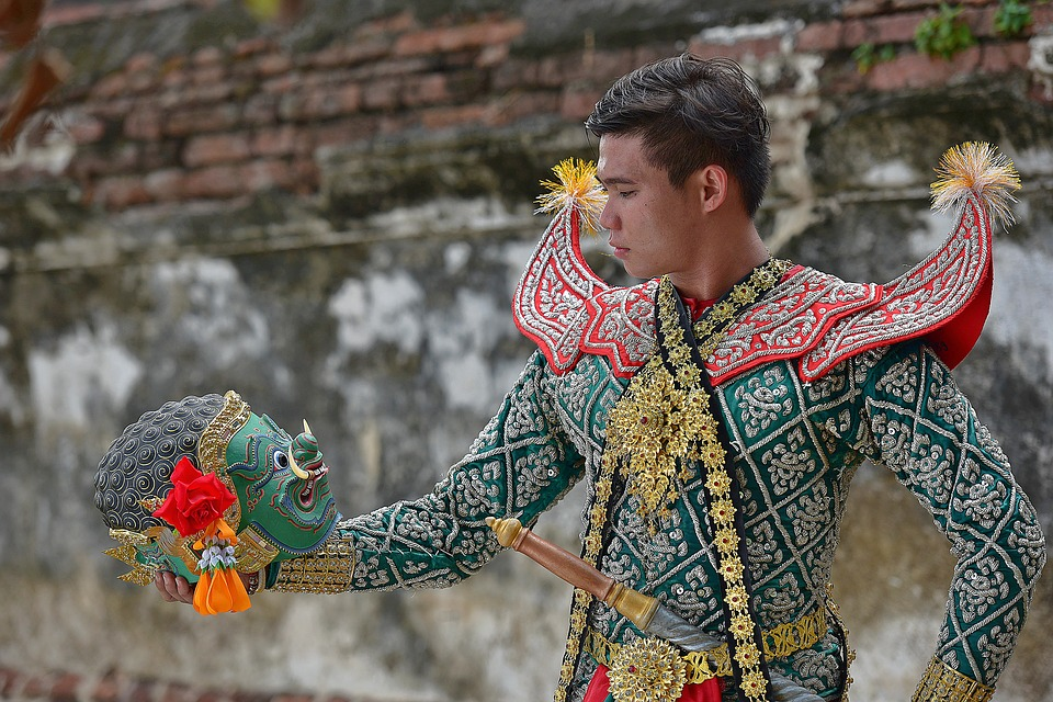 Что привезти из Таиланда? Тайские маски