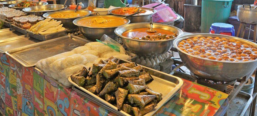 Что стоит попробовать из еды в Таиланда
