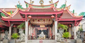 Храм на Пхукете