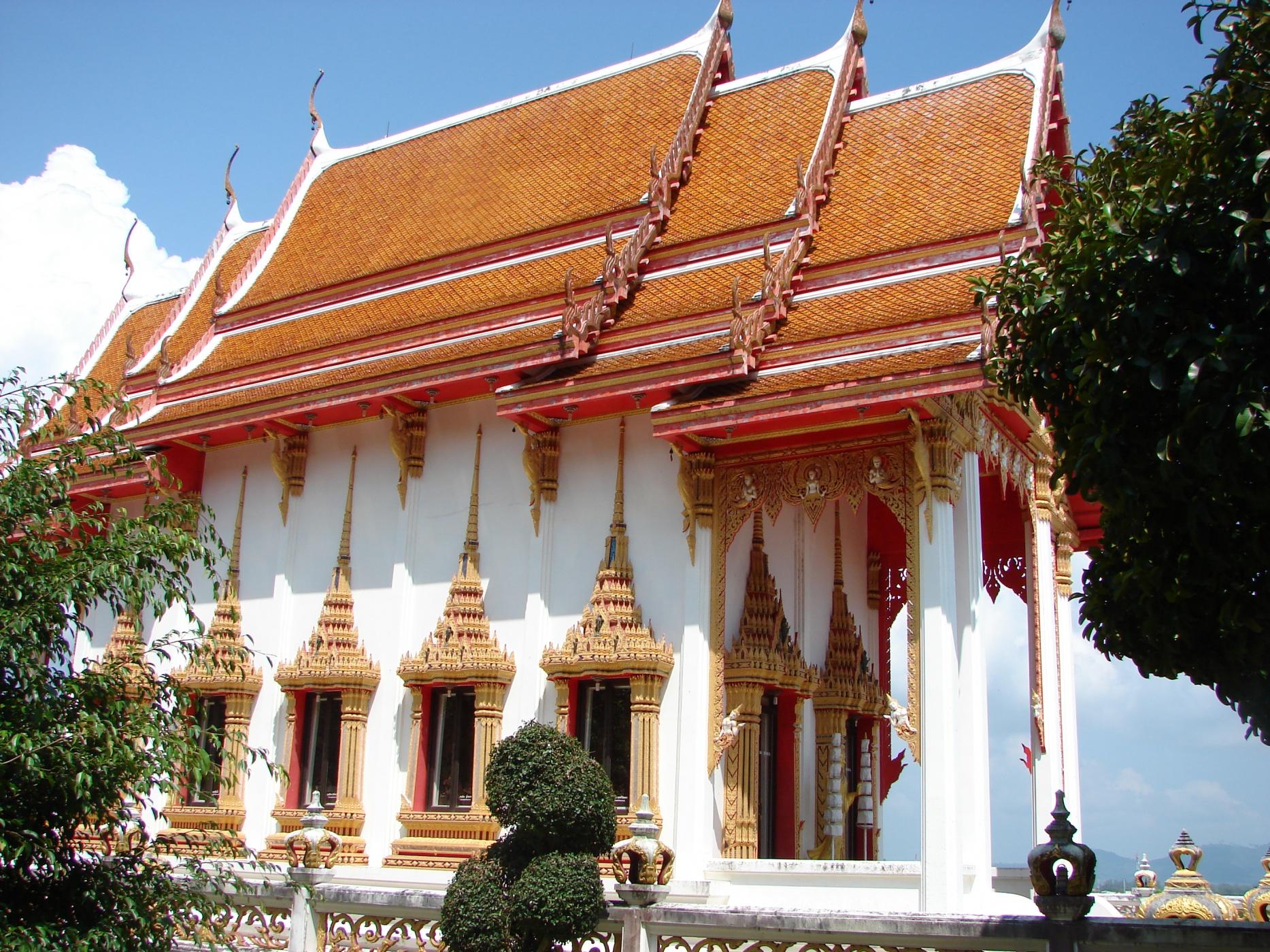 Храм Ват Сапам, Пхукет