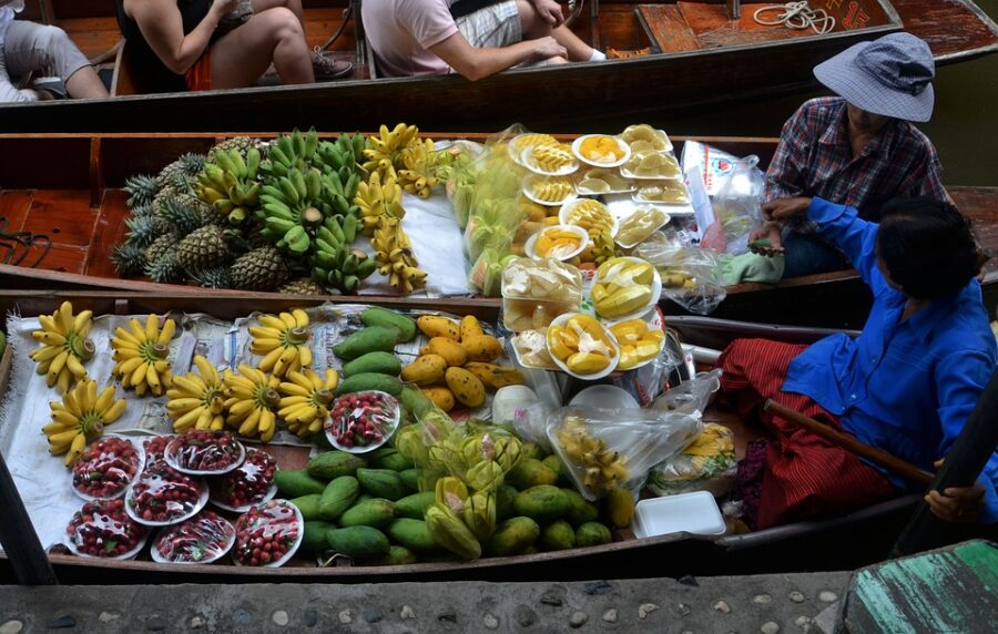 Какие фрукты стоит попробоать в Таиланде