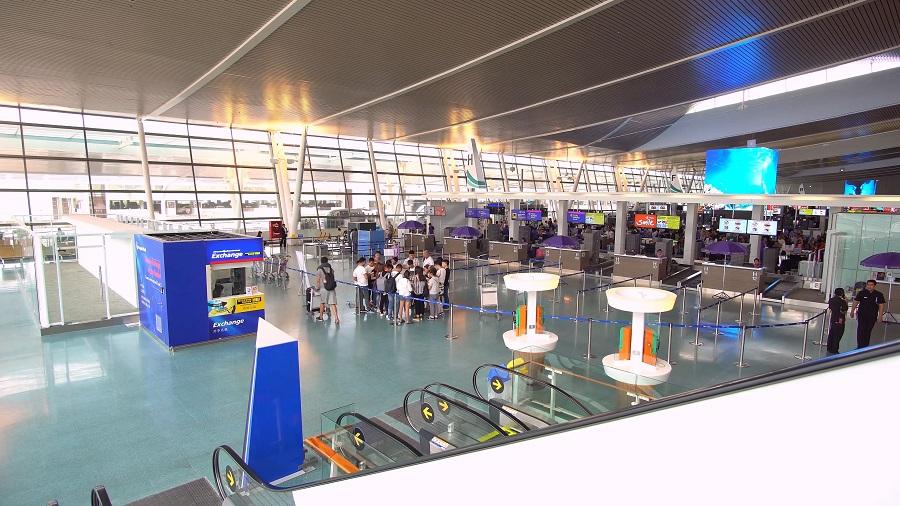 Международный терминал Аэропорта Пхукета