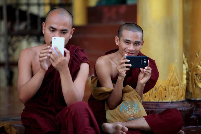Мобильные операторы Таиланд