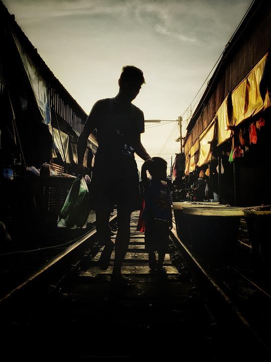 Ночной базар Таиланд