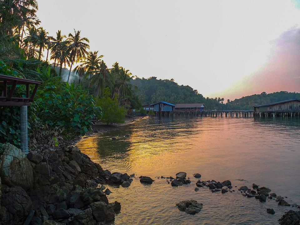 Остров Ко Чанг, Таиланд