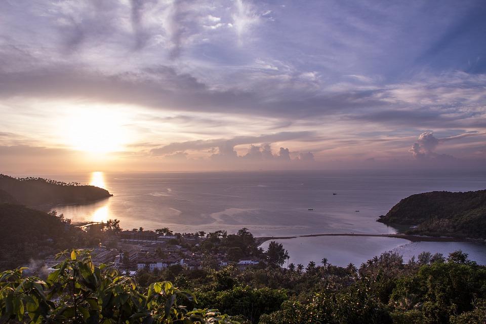 Остров Ко Панган, Таиланд