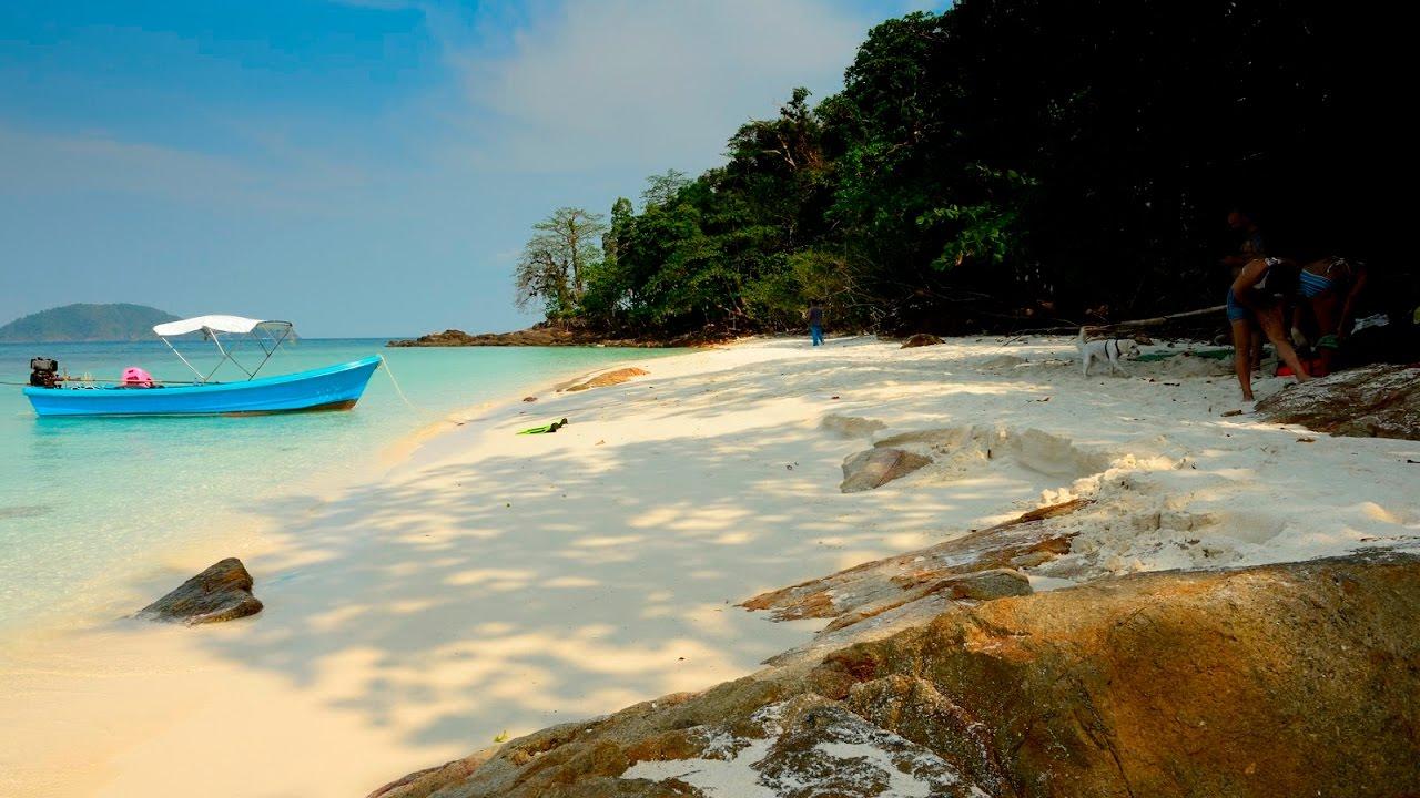 Остров Лао Лианг, Таиланд