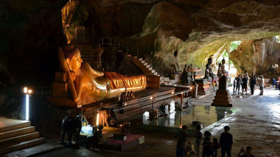 Пещерный Храм Обезьян, Пхукет