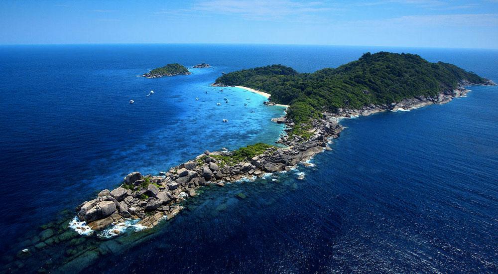 Симиланский архипелаг