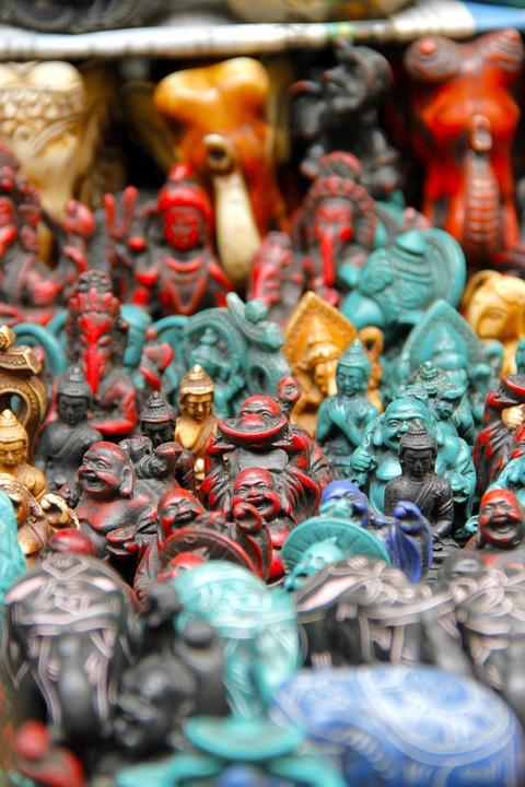 Сувениры из Таиланда. Будда