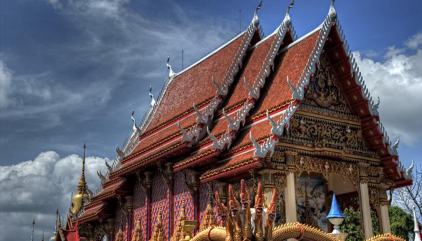 Ват Пхра Нанг Санг, Пхукет
