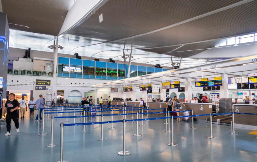 Внутренний терминал аэропорта Пхукета