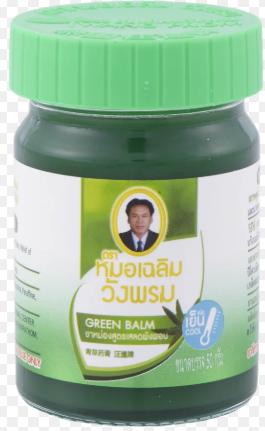 Зеленый бальзам, Таиланд