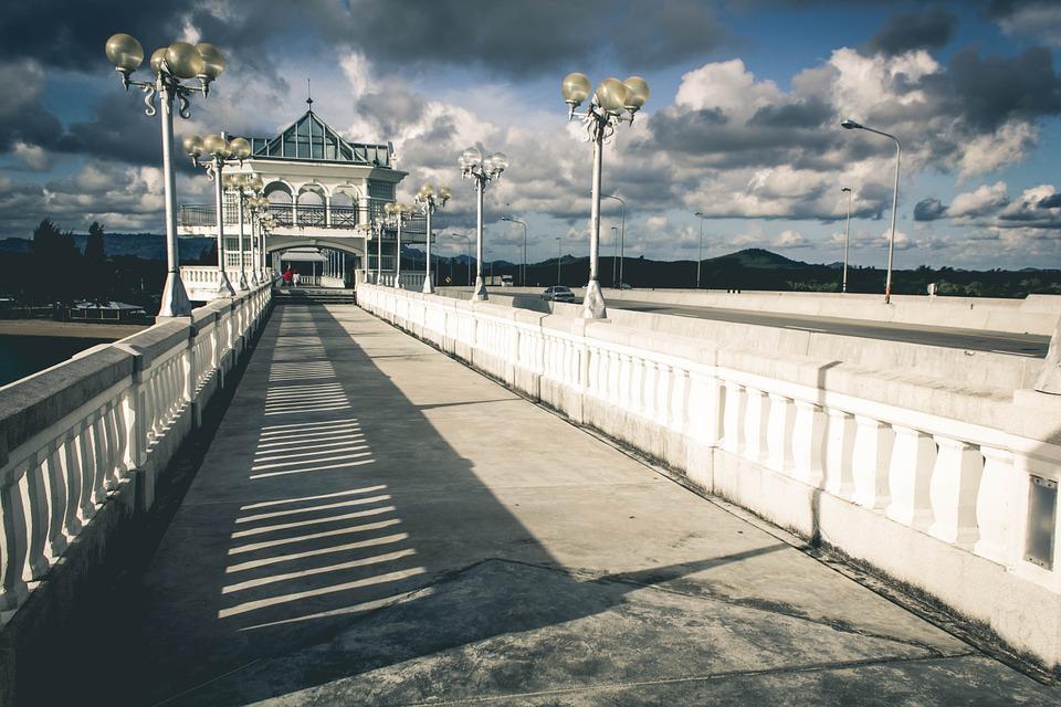 Sarasin мост на Пхукете