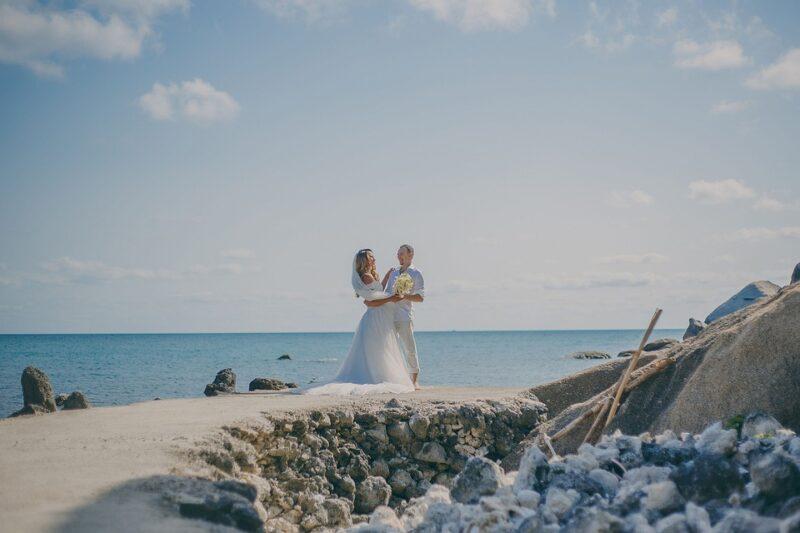 Свадьба в Таиланде, на Пхукете