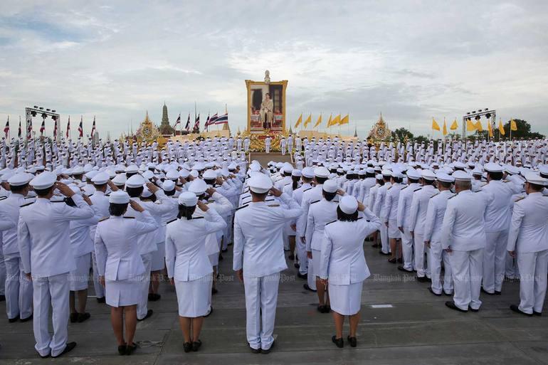 Таиланд отпраздновал День Рождения Короля 28 июля