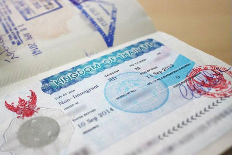"""Таиланд продлил """"визовую амнистию"""" для иностранцев, застрявших в стране."""