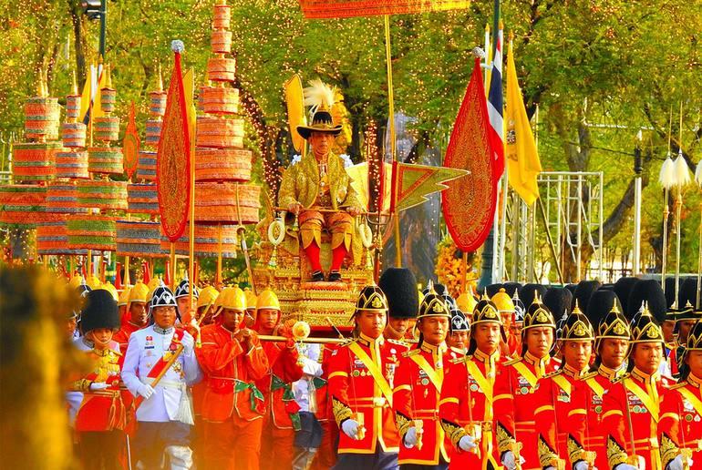 С 25 по 28 июля в Таиланде нерабочие дни.