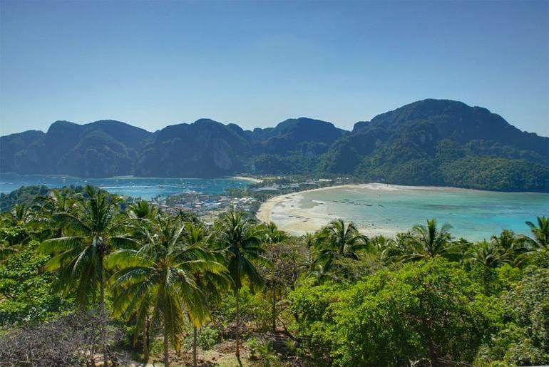 К туристическим поездкам добавились острова