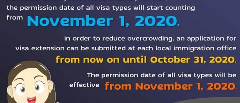 Центр управления ситуацией с COVID-19: продление виз для туристов.