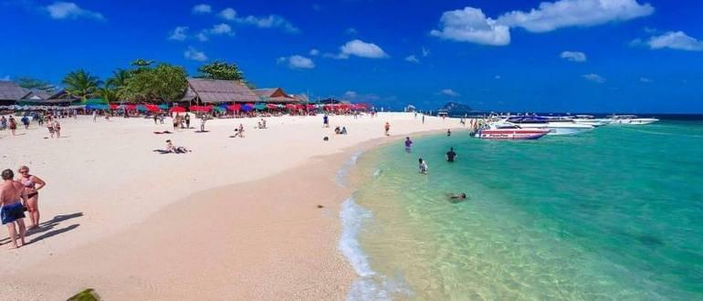 Массового туризма в Таиланде временно не будет