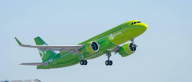 S7 Airlines возобновили грузопассажирские рейсы в Бангкок из Новосибирска