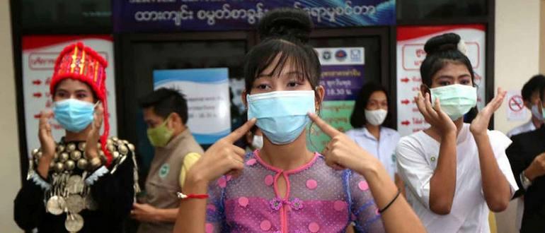 Локдаун в Бангкоке продлен