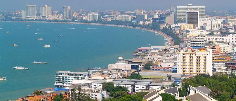 Паттайя планирует открыться для туристов с 1 октября.